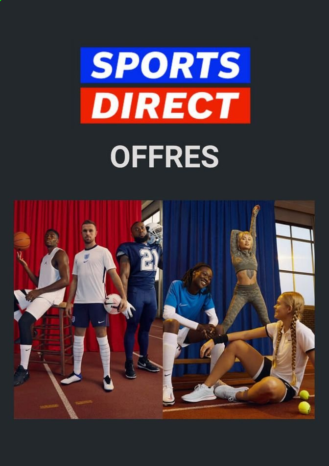 Sports Direct-aanbieding . Pagina 1.